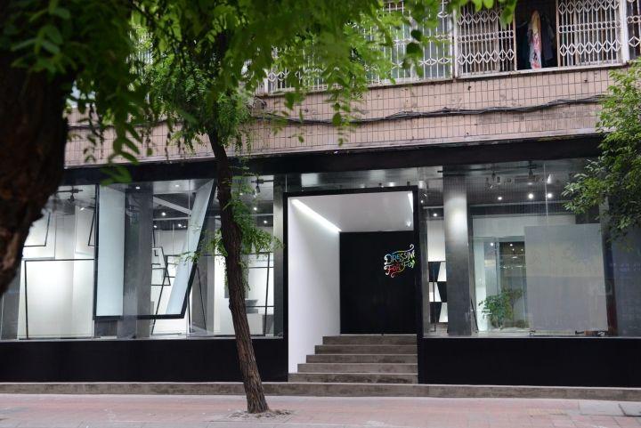 DressingForFun store by NTYPE, Chengdu - China