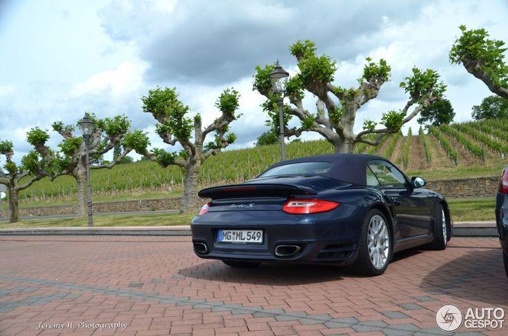 Porsche 997 Turbo S Cabriolet - 14 September 2015 -  Autogespot