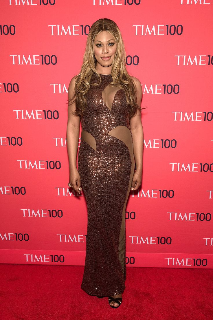 111 best Laverne Cox images on Pinterest | Laverne cox, Gold dress ...