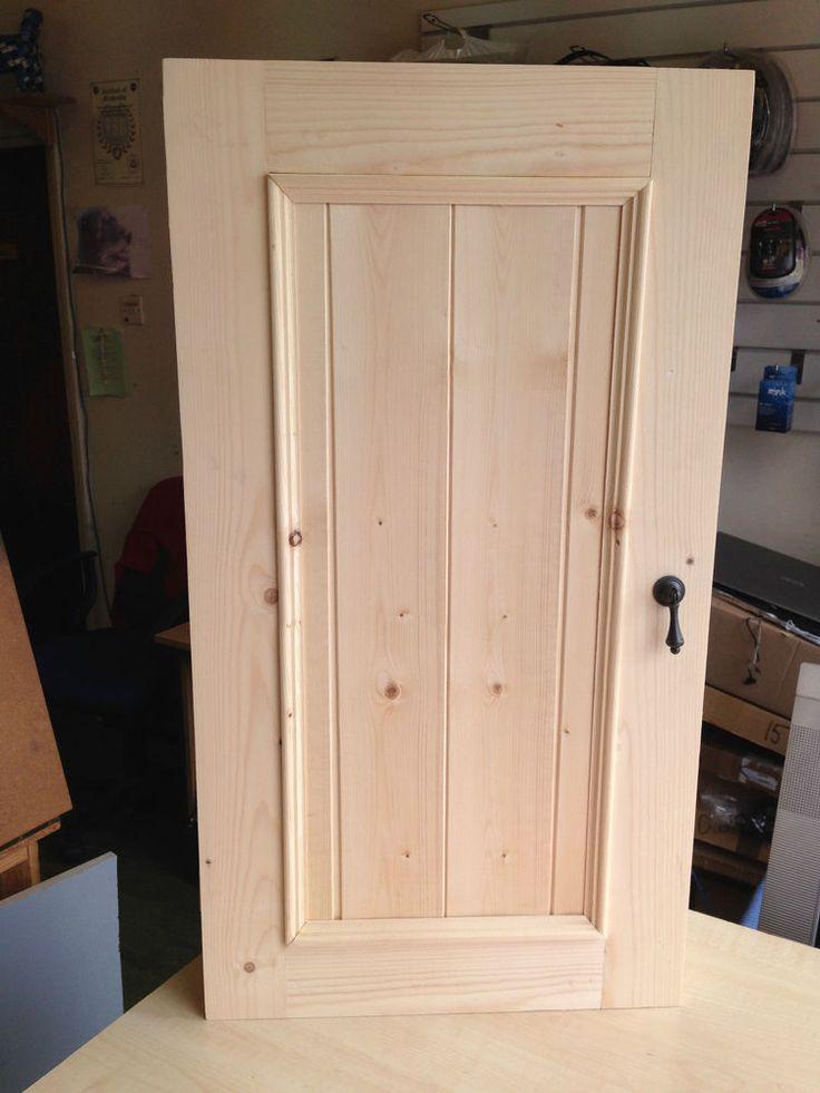 Bespoke Wooden Meter Cupboard Cover Box