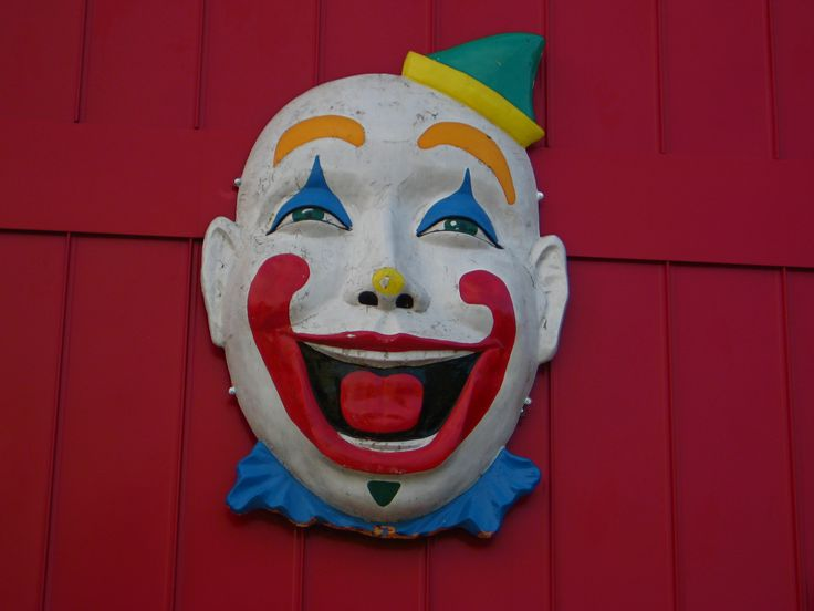 clown faces | Happy Clown Faces | halloween ideas ...