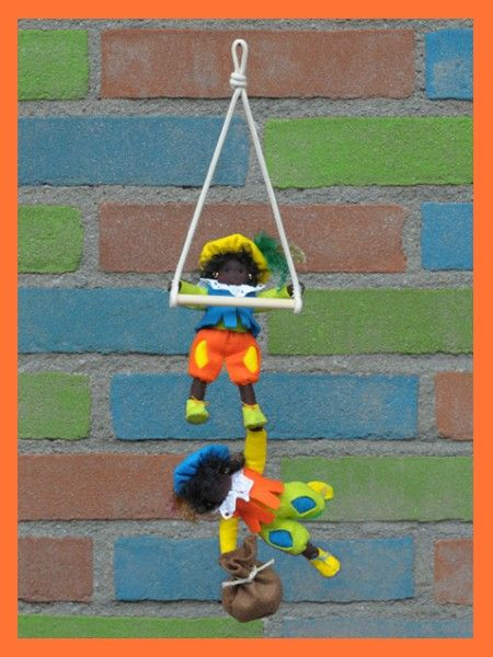 Trapeze Zwarte Pietjes