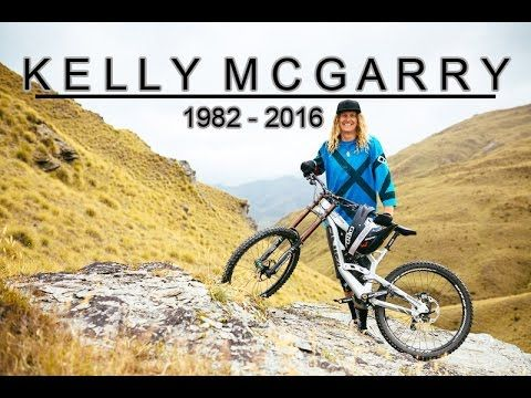 Kelly McGarry 1982 - 2016 - RIDE IN PEACE