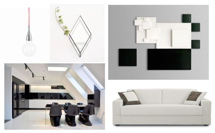 Some suggestions to create a ‪#‎minimal‬ space, perfect for those who love order and elegance. The main characteristic of minimal style is reduce to the ‪#‎essential‬. The objective of the style is to be #functional and #practical. Its forms are clear and defined, recognizable and ‪#‎geometric‬: squares, rectangles, triangles, ellipses. ‪#‎Colors‬ are also minimized. ‪#‎Black‬ and ‪#‎white‬ prevail, followed immediately by a unifying ‪#‎gray‬ and perfectly discreet.