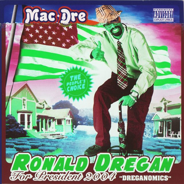 """""""Since '84"""" by Mac Dre was added to my Discover Weekly playlist on Spotify"""