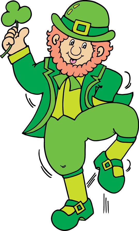 Leprechaun Clipart - ClipArt Best