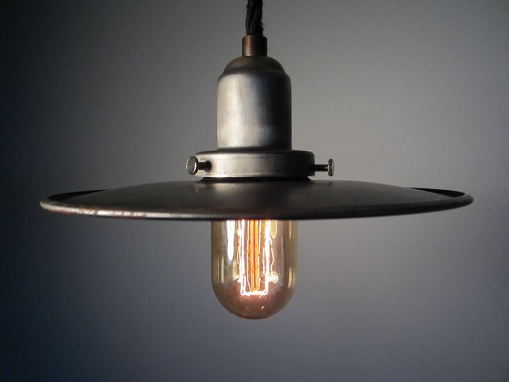 97 best urban industrial farmhouse images on pinterest for Rustic industrial kitchen lighting