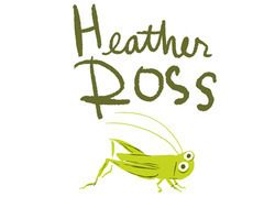 Heather Ross reprints at Spoonflower - thank you hallelujah!