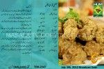 sesame fried chicken 150x100 Chana Chaat Recipe in Urdu for Ramadan Iftar by Rida Aftab Masala TV