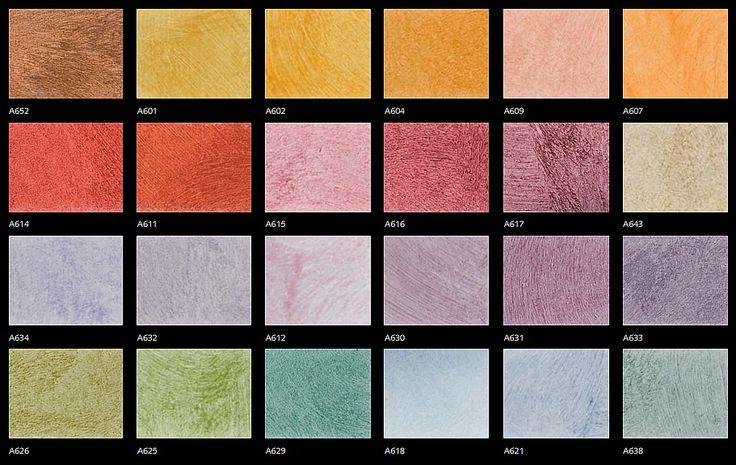 Декоративное покрытие (матовый лак) с эффектом старения для внутренних и наружных работ velature_colors