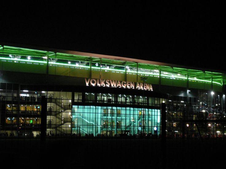 wolfsburg   VFL Wolfsburg – Hannover 96 ( 15-09-2006 )