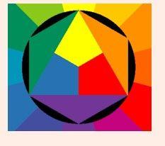 La cromoterapia utiliza ocho colores ...