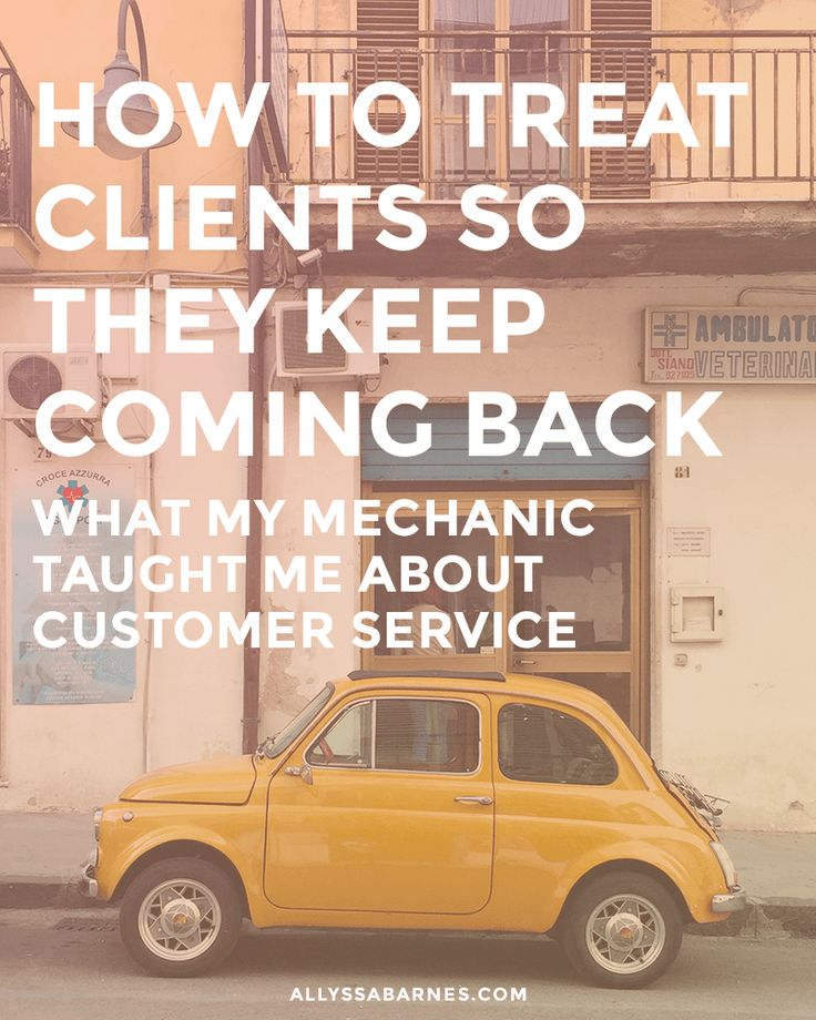 Wondering how to treat clients so they keep coming back? Here are some surefire ways to wow them and turn them into repeat customers.