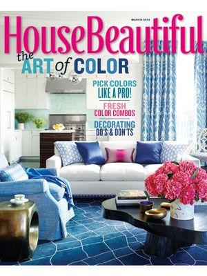 Sneak Peak At The Best Interior Design Magazines: March Issues