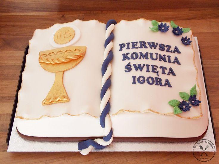 Tort komunijny - Księga