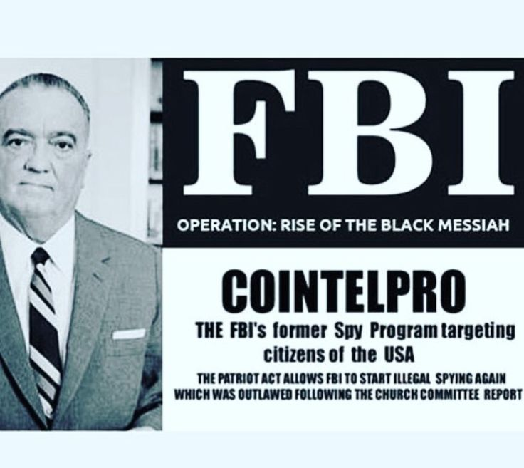Image result for COINTELPRO