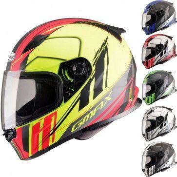GMAX FF49 Rogue Mens Street Riding Cruising Touring Motorcycle Helmets