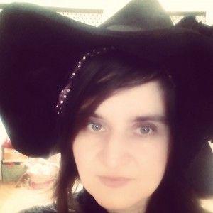 Rongylady (Imola), a boszorkány  #farsang #jelmez #boszorkányjelmez #süveg #boszorkánykalap #boszorkány #witch #hat #diy #carnival