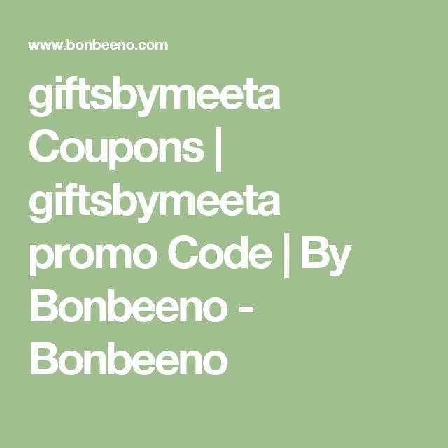 giftsbymeeta Coupons | giftsbymeeta promo Code | By Bonbeeno - Bonbeeno