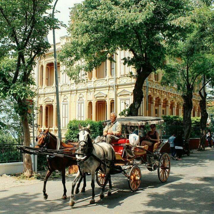büyükada, istanbul (foto: nahid özen)