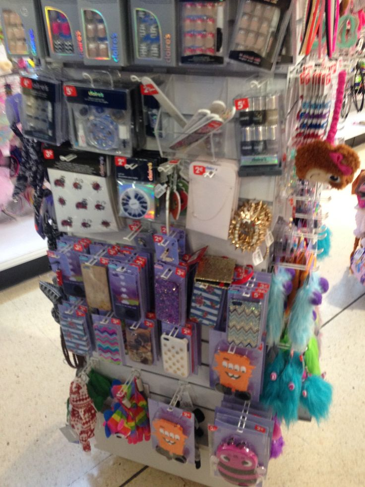 claire's accessories halloween products