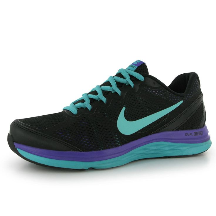 Nike Dual Fusion 3 Ladies Running Shoe (214356-21435603)