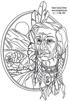 wood burning templates free download - 10 best images about colored glass native american on