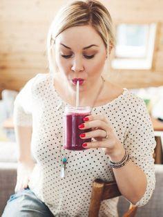 Smoothie-Diät: Nebenbei abnehmen - ohne zu hungern, ohne Aufwand. 5 leckere Smoothie Rezepte mit Fett-weg-Turbo.
