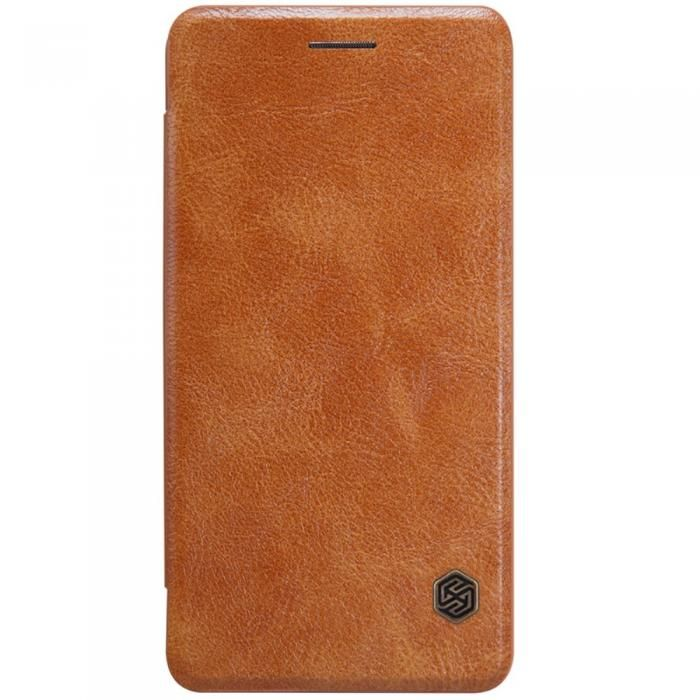 Brunt fodral till OnePlus X.Köp snygga fodral idag via länken: http://www.phonelife.se/mobilfodral