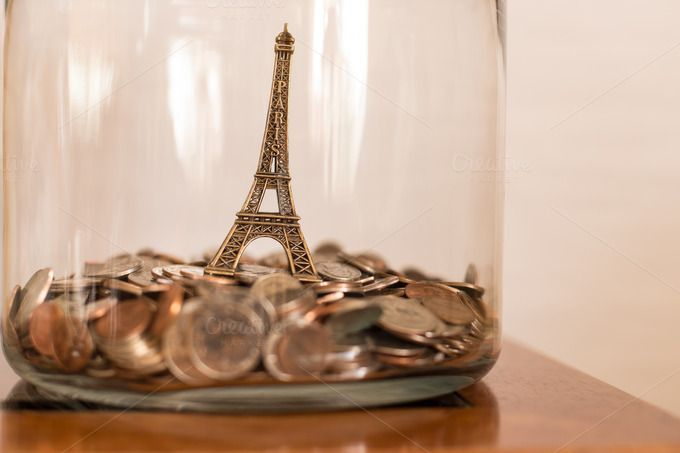 Dreams of Paris by Otago Media  on Creative Market