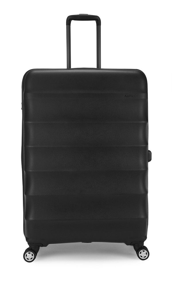 Juno Large 4 Wheel Suitcase Teal | Hard Suitcase | Antler UK