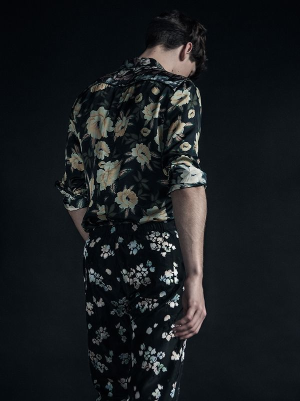 Malthe Lund Madsen + Nate Hill Don Floral Prints & Sharp Fits for DSection image DSection Editorial 002