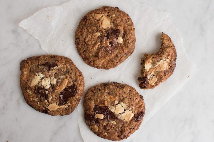 De vildeste chocolate chip cookies