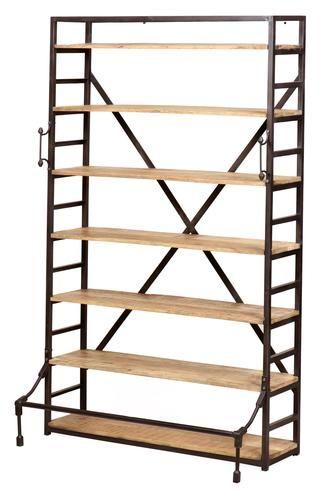 Die Zeiten ändern sich! Massivholz Möbel finden wieder mehr Anklang. Kein Wunder, wenn man sich dieses Industrial Chic Regal aus schönem Mangoholz und robustem Eisen anschaut:  http://moebeldeal.com/detail/index/sArticle/6356