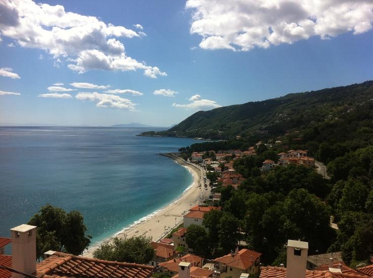 Agios Ioannis Pelion our village !