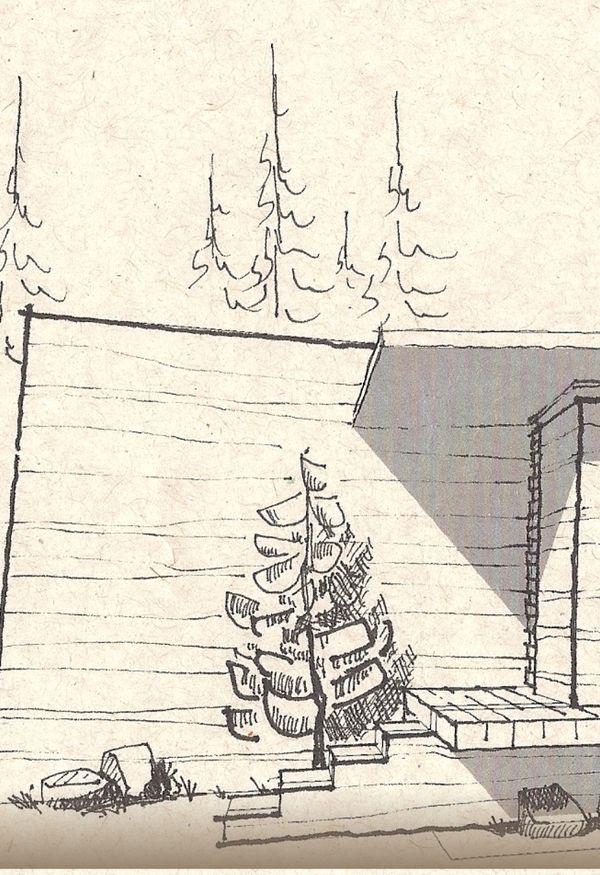 Shelter Sketch