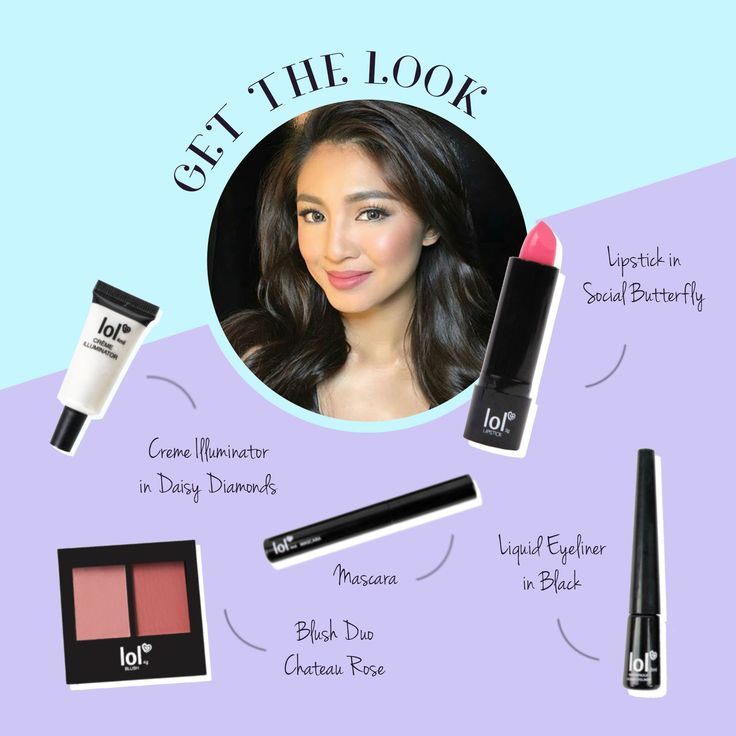 Reposting @lolcosmeticsph: Be inspired by Nadine's look and add a dash of pink to your cheeks and your lips! Copy her look with these LOL products: Lipstick in Social Butterfly (P119), Liquid Eyeliner in Black (P159), Crème Illuminator in Daisy Diamonds (P199), Blush Duo in Chateau Rose (P179), Mascara (P159) Take a look at our products and give us LOTS OF LOVE at www.lolcosmeticsph com! #LOLCosmeticsPH Photo taken from pinterest #LOLCosmeticsPH #LOLCosmetics #LOL #Makeup...
