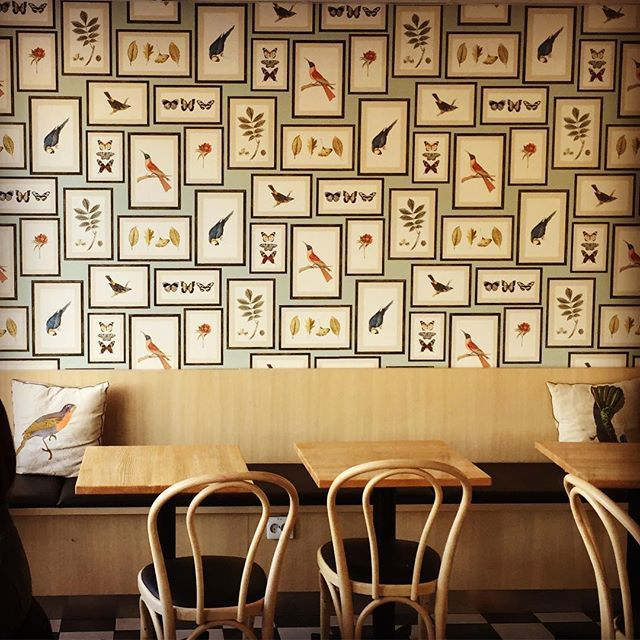 Stockholm subway coffee bar. Dunkin take note.