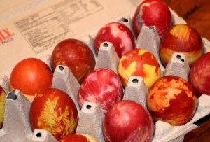 santa clara old fashioned swiss easter eggs tradition are so fun