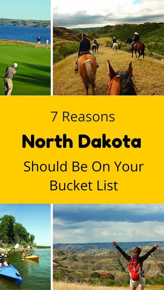 7 Reasons North Dakota Should Be On Your Bucket List