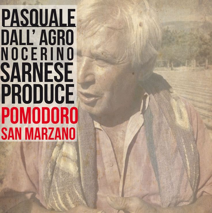 Pasquale produce pomodori San Marzano