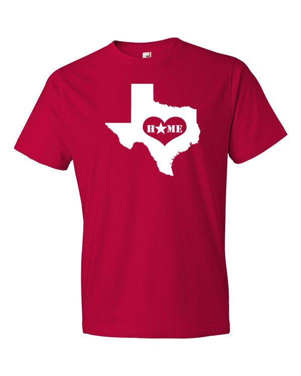 Texas Home t-shirt