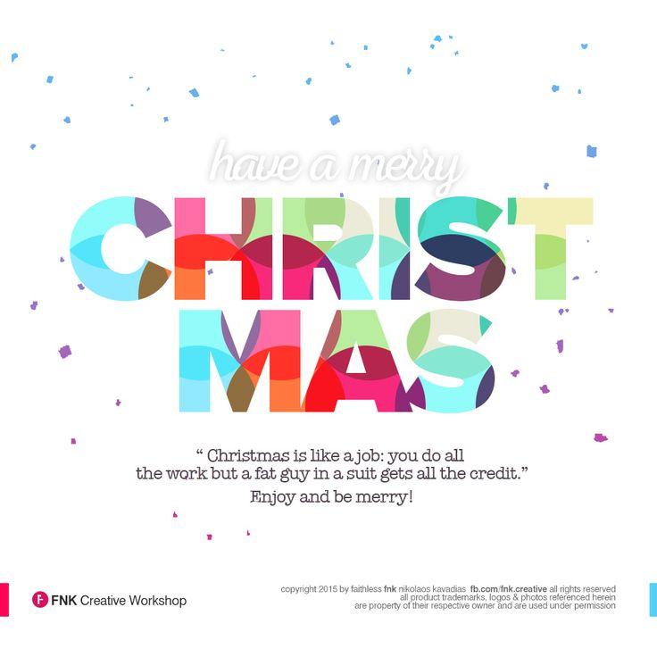 Christmas Card / FNK Creative Workshop