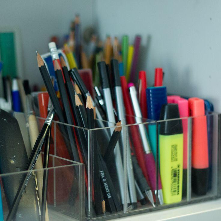 Fragmentos de Arquitectura | Arquitetura | Architecture | Atelier | Design | Project | Drawing | Sketch | Drawing Pens | Colored Pencils