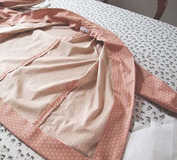 Coudre la veste MICHELLE, pas à pas... (Part1) - République du Chiffon