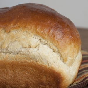 This tender honey buttermilk bread recipe will be your new go-to yeast bread. It rises beautifully thanks to the bread flour and the honey adds a slight southern sweetness.