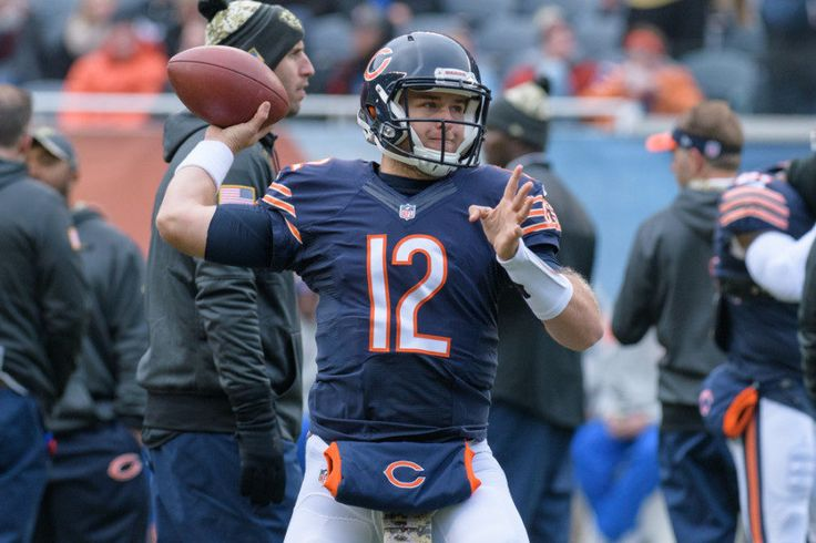 Is Matt Barkley making a case for a shot as Bears' starting QB in 2017? = In his fourth NFL season, Chicago Bears quarterback Matt Barkley may have found a home. Now, does the USC product deserve a more permanent starting role in 2017? In two starts this year, the Bears are 1-1 with....