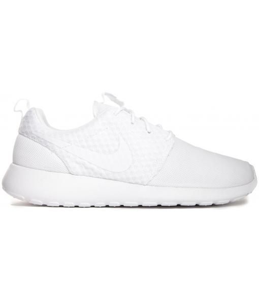 designer fashion 0dd74 e2811 all white nike roshe runs