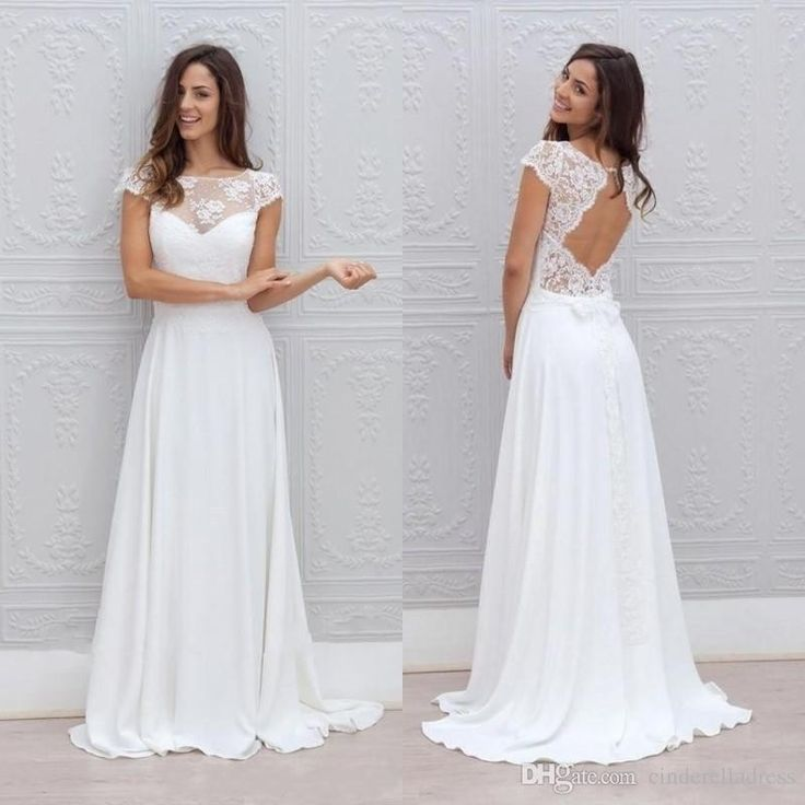 Best Flowy Wedding Dresses With Sleeves 1