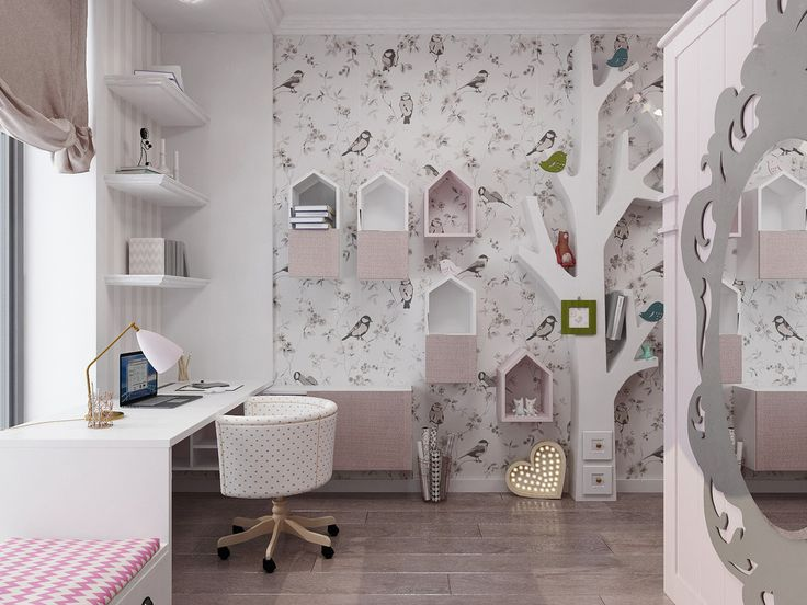 Awesome kids rooms where fun and style merge